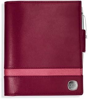 Cross 1846 Full Grain Ruby Red Italian Leather Passport Case/Wallet