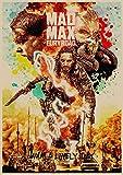 Weibing Filmklassiker Max Tom Hardy Charlize Theron Poster
