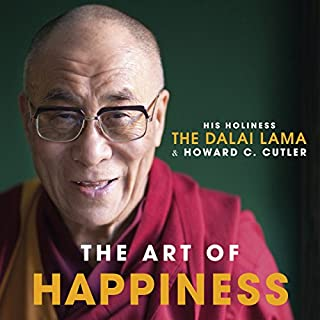 Page de couverture de The Art of Happiness