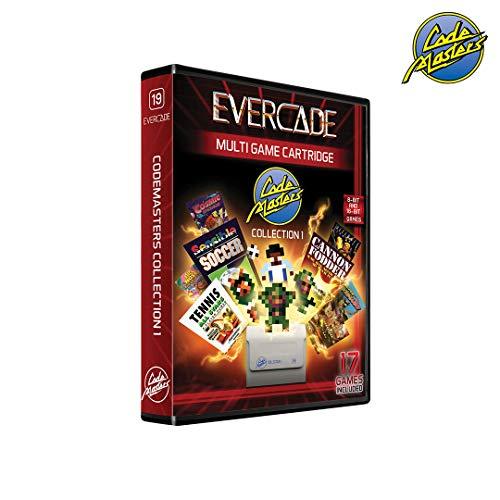 Blaze Entertainment - Cartucho Evercade Codemasters Collection 1