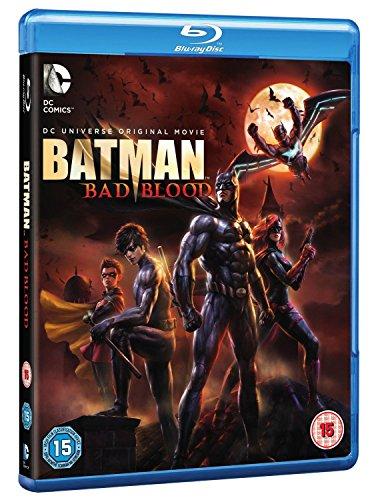 Batman: Bad Blood [Blu-ray] [2016] UK-Import, Sprache-Englisch.