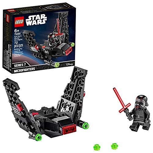 LEGO Star Wars 75264 Microfighter: Transbordador de Kylo Ren (72 piezas)