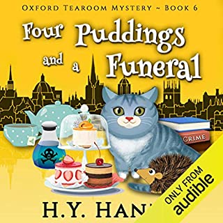 Four Puddings and a Funeral Titelbild