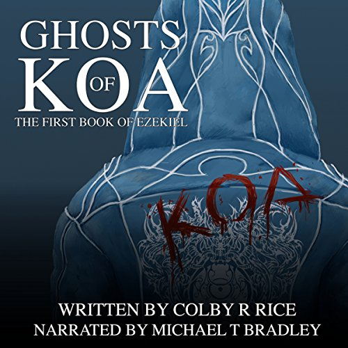 Ghosts of Koa audiobook cover art