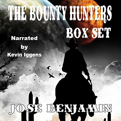 The Bounty Hunters Box Set: The Bounty Hunters - Rip Thorne: Texas Bounty Hunter - Clay Barton: Kentucky Bounty Hunter audiobook cover art