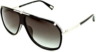 Marc Jacobs Sunglasses - MJ305 / Frame: Palladium Lens: Gray Gradient Aqua