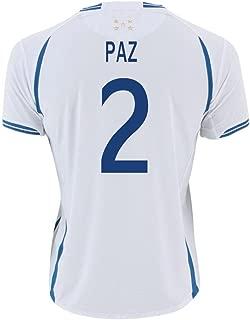 Joma PAZ #2 Honduras Home Soccer Jersey (Player of Rio 2016 Olimpics)