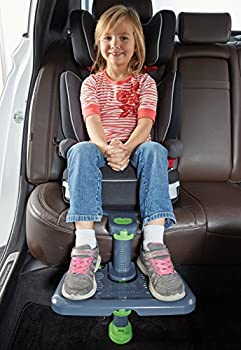 Kneeguard Kids Car Seat Foot Rest for Children and Babies Footrest is Compatible with Toddler Booster Seats for Easy Safe Travel Great Travel Accessory for Easy Travel  Latest Version