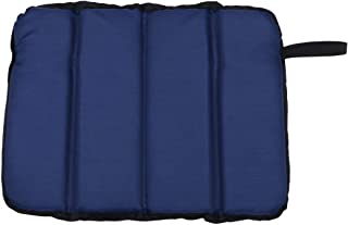 CLISPEED 2Pcs Picnic Mat Oxford Cloth Foldable Beach Pad Waterproof Camping Mats Cushion for Travel Outdoor Party (Dark Blue)