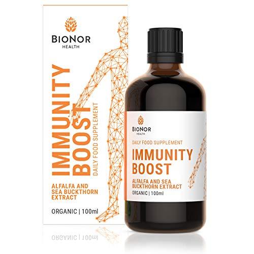 Bionor Health | Bewährte, skandinavische Immun Kur | Als natürliche Alternative zu Immunsystem Anti-Virus Kapseln, Anti-Virus Immun Kur & Immunsystem Kur | Nachhaltig das Immunsystem stärken