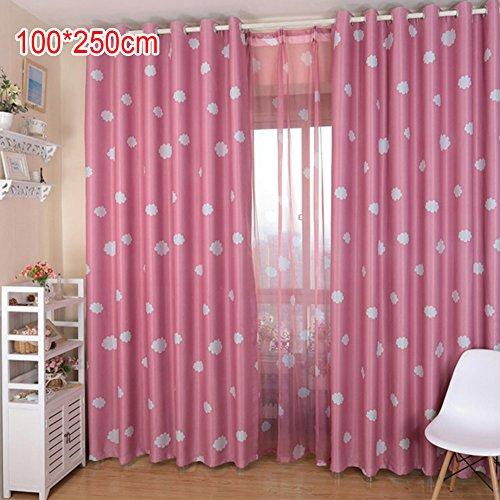 cortinas habitacion infantil colores