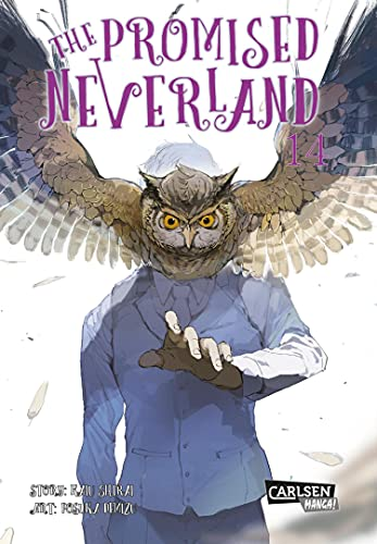 The Promised Neverland 14: Ein emotionales Mystery-Horror-Spektakel!