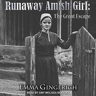 Runaway Amish Girl cover art