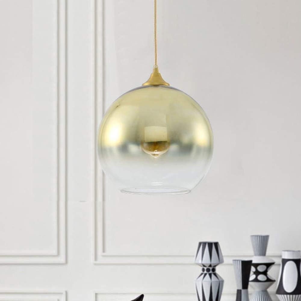 KMMK Japan's largest assortment Novely Chandeliers-Gold Glass Sale Lights Pendant E27 La