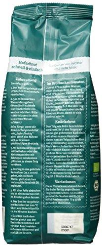 Bauckhof Haferbrot glutenfrei, 3er Pack (3 x 500 g) – Bio - 2