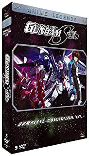 Gundam Seed - Partie 2 (5 DVD) (B003K0W8HU) | Amazon price tracker / tracking, Amazon price history charts, Amazon price watches, Amazon price drop alerts