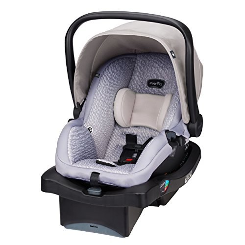 Evenflo LiteMax 35 Infant Car Seat, Riverstone
