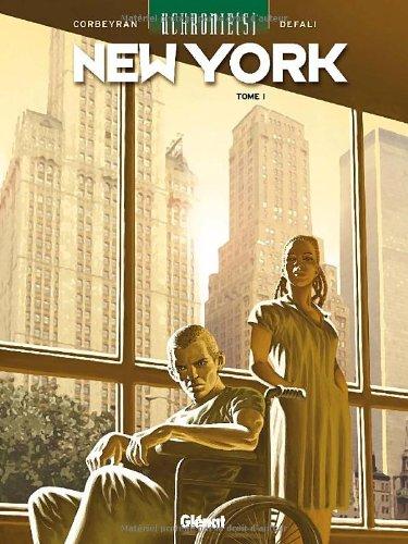 Uchronie[s] - New York - Tome 01: Renaissance