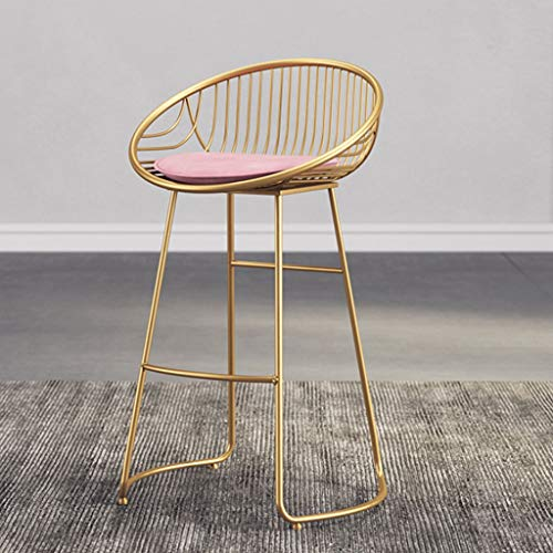Kruk tafel met stoelen kruk tafel zitkussen smeedijzeren barkruk keuken bar kruk, anti-slip mat ontwerp, zithoogte barkruk stoelen buiten barkruk, gouden barkruk barkruk, barkruk