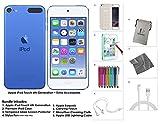 Apple iPod Touch 128 Go - Bleu + Accessoires supplémentaires 6ème...