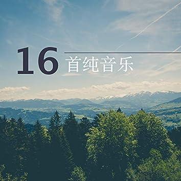 16首纯音乐 - 最好听的耳熟歌曲为了看书,学习,催眠和按摩
