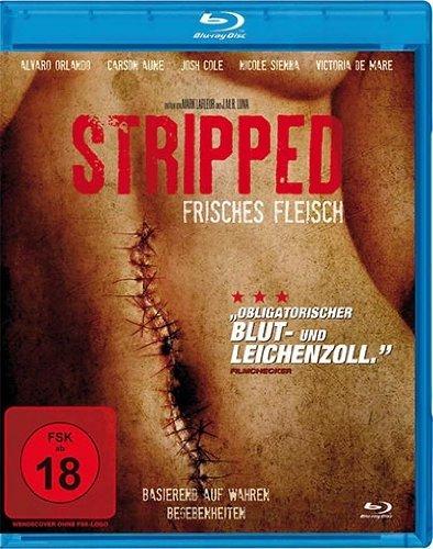 Frisches Fleisch / Stripped ( ) (Blu-Ray)