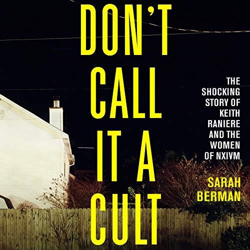 Page de couverture de Don't Call It a Cult