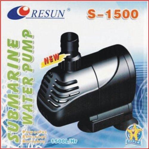 Resun Tauchpumpe S-1500