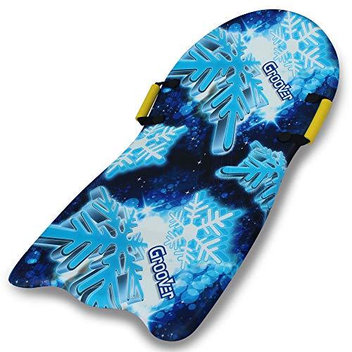 Flexible Flyer Snow Rocket Foam Sled. Plastic SNO Slider Bobsled