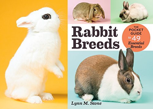 Rabbit Breeds: The Pocket Guide to 49 Essential Breeds (English Edition)