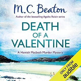 Death of a Valentine Titelbild