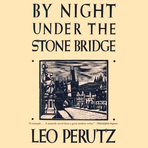 By Night Under the Stone Bridge audiobook cover art
