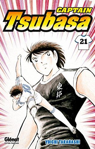 Captain Tsubasa - Tome 21: Le face-à-face du destin, une fois encore