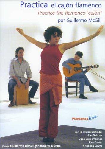 Practice the Flamenco Cajon [DVD]