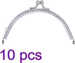 Plata Artibetter 50 Unids DIY Remaches Pernos de Metal Remaches Decorativos Forma de Estrella Remaches Garra para Zapatos de Ropa Bolsa de decoraci/ón
