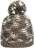 Eisley Mtze Farina - Gorro de esqu para Mujer, Color marrn, Talla nica
