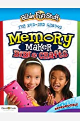 Memory Maker Bible Crafts (Bible Fun Stuff for 2nd-3rd Grades) Paperback