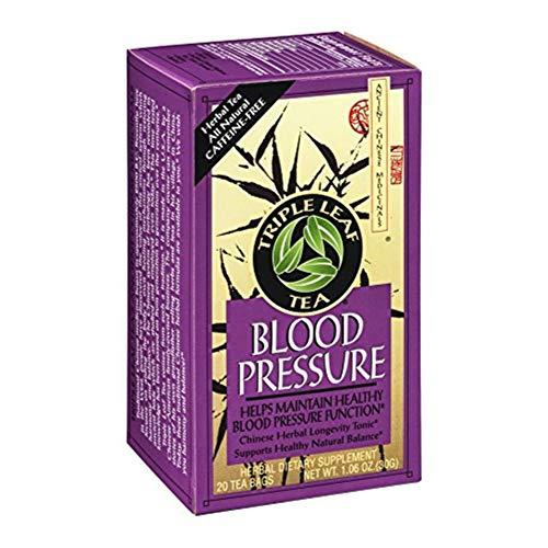 Triple Leaf Tea Tea Blood Pressure 20 Bag