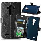 YYhin Cas Housse pour Coque LG G4 Stylus H635/LG G Stylo LS770,Etui en Cuir pour téléphone...