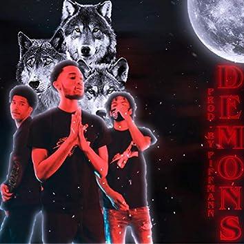 Demons (feat. Breezy & Sheemy)