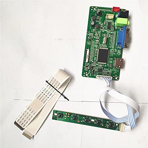 B133XTN03.0 B133XTN03.2 LCD Panel 1366768 HDMI-kompatibel + VGA EDP 30PIN WLED...