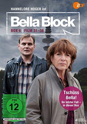 Bella Block - Box 6 (Film 31-38) Inklusive dem letzten Film [4 DVDs]