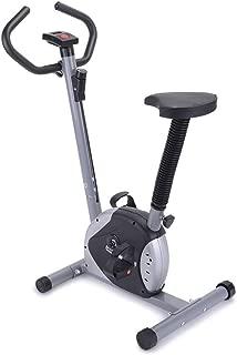Hewflitフィットネスバイク エアロバイク 家庭用 トレーニング メーター 負荷調整 運動不足解消 [並行輸入品]