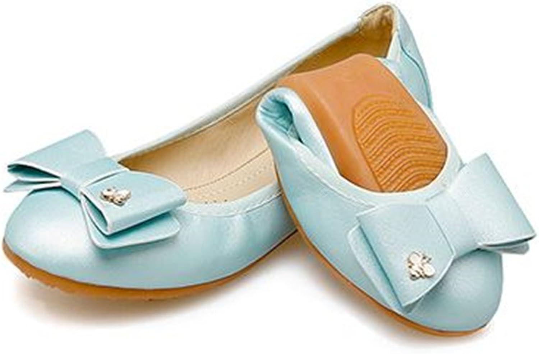 PRETTYHOMEL Autumn shoes for Women Flat shoes Foldable Female Ballet Flats Soft Casual Ladies shoes