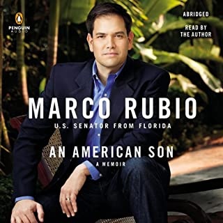 An American Son audiobook cover art