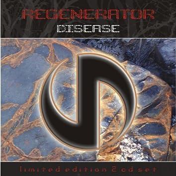 Disease (ltd. ed. Bonus)
