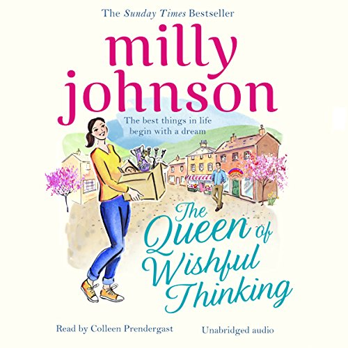 The Queen of Wishful Thinking cover art