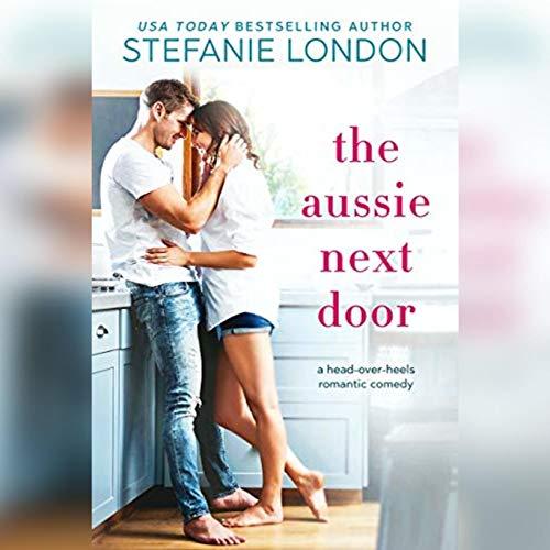 The Aussie Next Door audiobook cover art