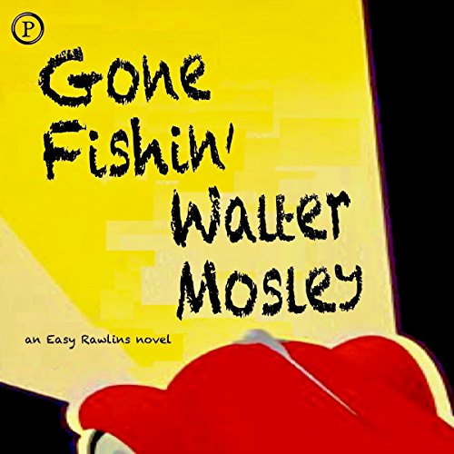 Gone Fishin' audiobook cover art