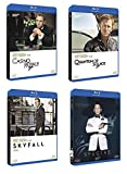 007 James Bond Daniel Craig Collection (4 film in Blu-ray) Edizione Italiana
